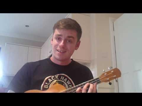 Star of the county down   Irish folk   ukulele