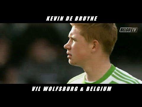 Kevin De Bruyne - VfL Wolfsburg & Belgium 13/14 | Skills, Goals & Assists