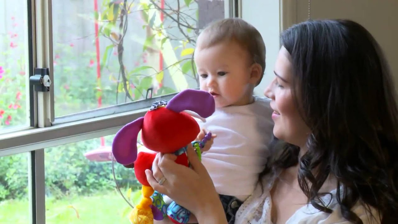 Video Mainan Bayi 6 Bulan