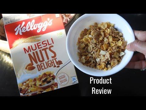 KELLOGG'S MUESLI Multigrain Breakfast for the Unstoppables
