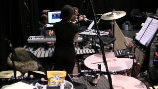 The Company Way (Reprise) - How To Succeed In Business Without Really Trying (Percussion)