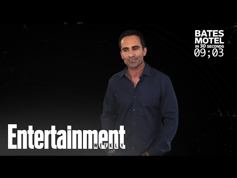 Nestor Carbonell Summarizes 'Bates Motel' In 30 Seconds  Entertainment Weekly