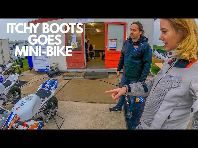 Itchy Boots goes mini-bike!! [S4 - Eps. 1]