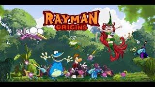 Совместное прохождение Rayman Origins 2 - Desert of Dijiridoos (Пустыня Диджириду)