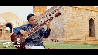 Sitar Instrumental | Raag Ahir Bhairav| Qutab Minar| Pt. Sunil Kant Saxena