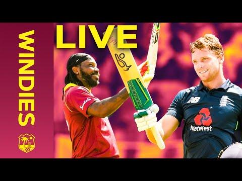 🔴LIVE Windies v England   ODI CLASSIC   2019 4th ODI