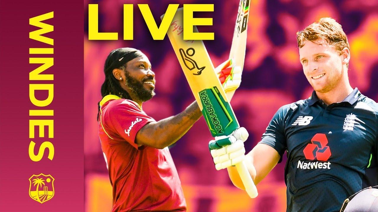 Download 🔴LIVE Windies v England | ODI CLASSIC | 2019 4th ODI