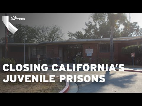 California to close state juvenile prisons