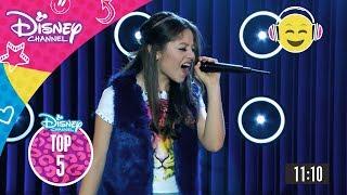 Soy Luna | De 5 bedste sange  | Sæson 2 - Disney Channel Danmark