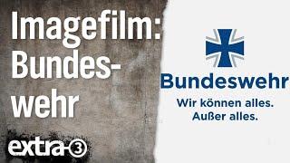 Der wahre Imagefilm der Bundeswehr   extra 3   NDR
