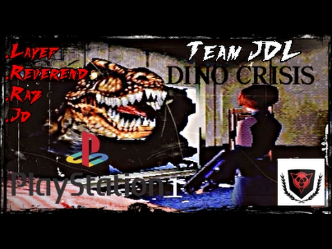 Team JDL - Dino Crisis / PS1