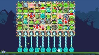 Bad Piggies - SILLY INVENTIONS ALL DIFFERENT KIND OF PIGGIES SKINS!