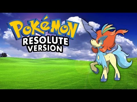 Pokemon Resolute Version Part 63 - Collecting a Cyclone of Shards
