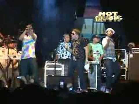 La Perfecta Ocasion   Jowell y Randy ft De La Ghetto   Concierto Guayaquil   Ecuador