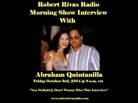 Abraham Quintanilla Interview