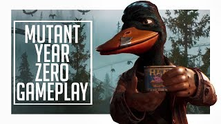 I played the Mutant Year Zero: Road to Eden Demo/Beta. This is Part 1.