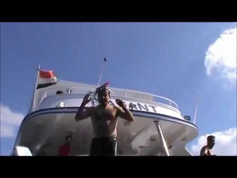 Client Boat Trip Hurghada, Egypt, Red Sea 2016
