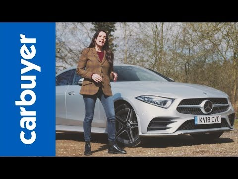 New 2018 Mercedes CLS review - the third generation of Merc's four-door coupe arrives - Carbuyer