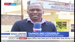 Swindling Cover up: Chinese Businessman at DCI, alleges frustration at Kilimani Police