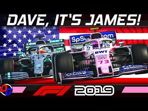 F1 2019 KARRIERE #20 – Austin, USA GP | Let's Play Formel 1 Deutsch Gameplay German