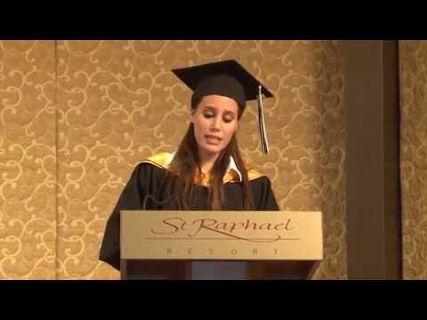 Intercollege Limassol Graduation 2014