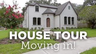 Heights House Tour: Moving in!