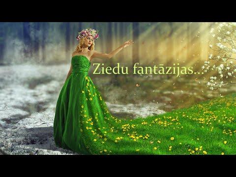 Ziedu Fantāzijas....