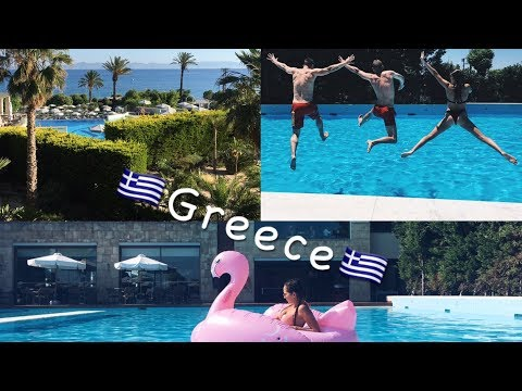 TRAVEL VLOG || Greece Holiday Part 1 !