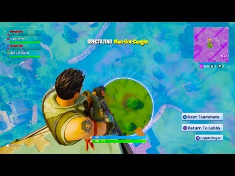 FORTNITE - RANDOM & FUNNY MOMENTS! #1