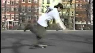 Cameron Martin: Powell Peralta Skateboarding rejected video: NYC, 1991.