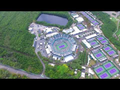 Miami Open 2016 DRONE