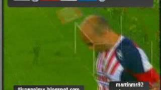 Chivas vs Cruz Azul Clausura 2009 Jornada 1 3 3