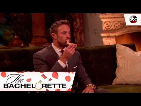 ICYMI Chad Eats a Lot of Meat - The Bachelorette