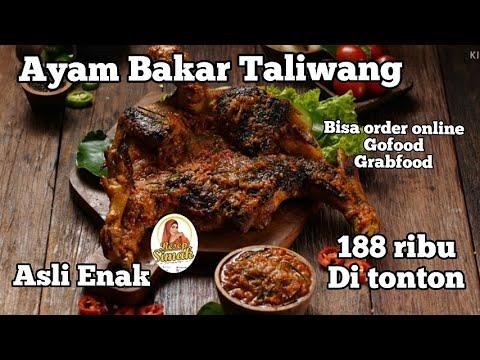Download Resep  Ayam Bakar Taliwang Khas Pulau Lombok asli enak Part I
