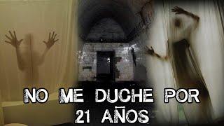 POR QUÉ NO ME DUCHE POR 21 AÑOS | Creepypasta en español