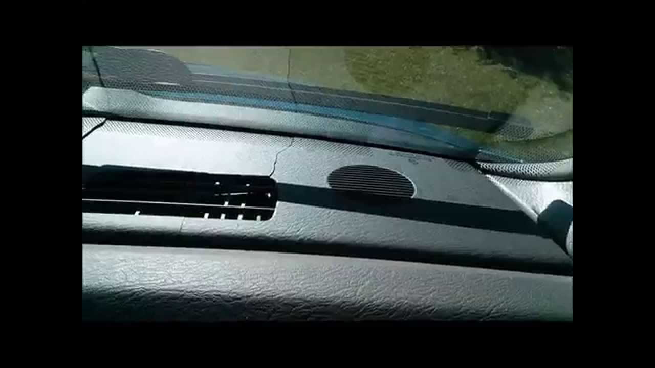 2003 Dodge Ram Dashboard Cover Replaced