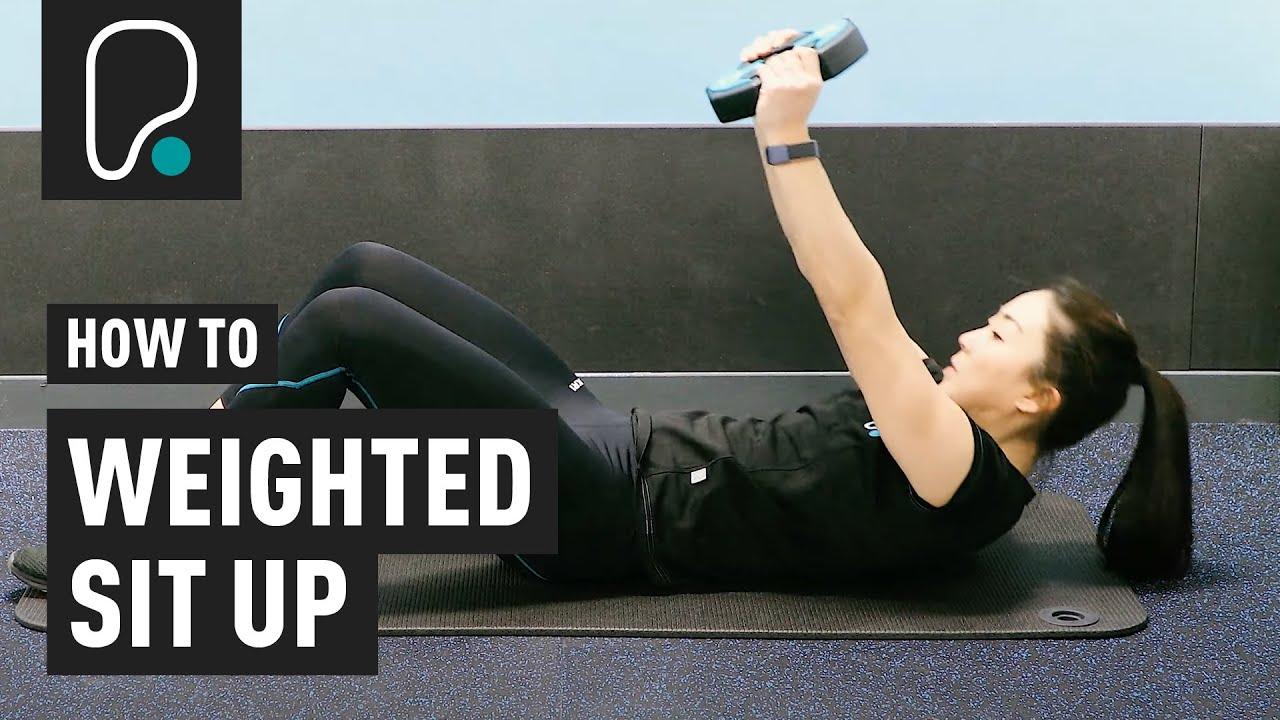 sit ups face u pierdeți în greutate
