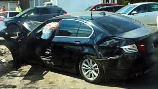 Car Crash Compilation, Car Crashes and accidents Compilation June 2016 Part 65