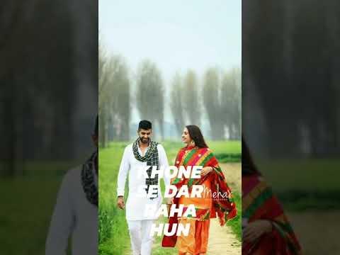 Tujhe Paya Nahi Hai Phir Bhi By Rahul Jain(yeh Pyar Nahi To Kya Hai) Full Screen Whatsapp Status