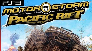 Playthrough [PS3] Motorstorm Pacific Rift - Part 1 of 2