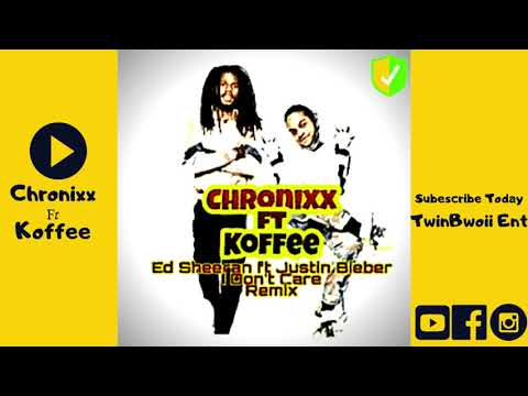 Chronixx ft Koffe - I Don't Care (Official Audio) July 2019 Ed Sheeran,Justin Bieber - I Don't Care