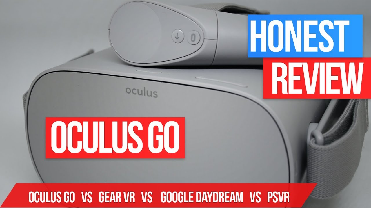 Oculus Go Honest Review - Should you buy Oculus standalone VR headset?