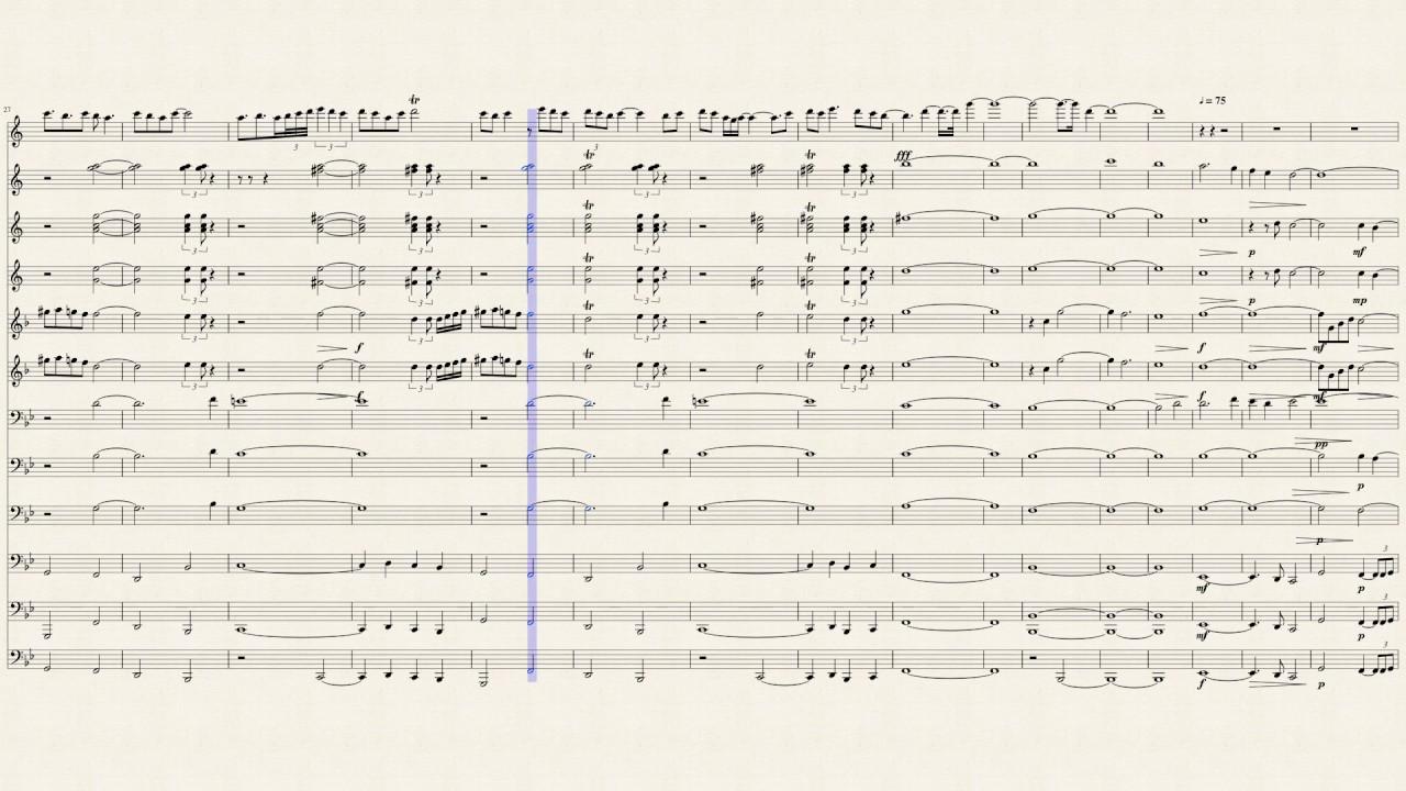G.I.G. - Score