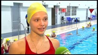 Синхронное плавание в Тюмени есть! Как и медали!