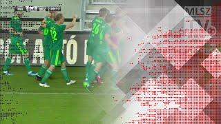 Kiss Tamás gólja a Swietelsky Haladás - Mezőkövesd Zsóry FC mérkőzésen