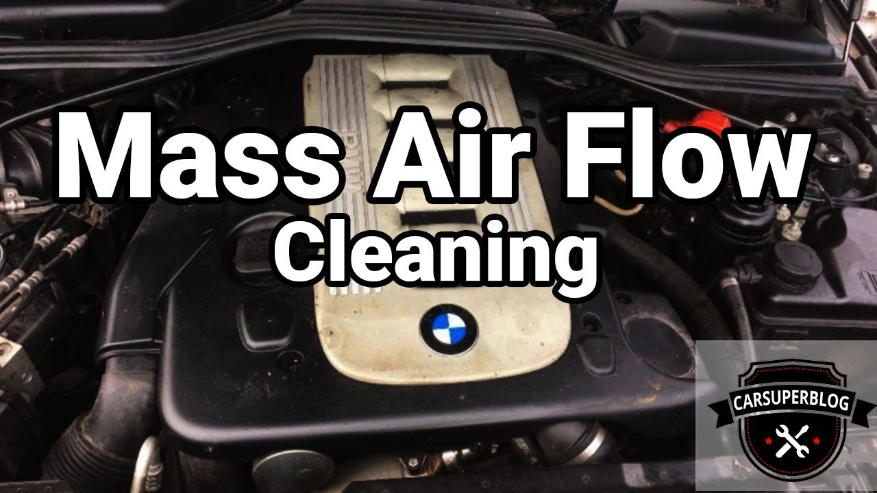 Bmw Map Sensor Cleaning