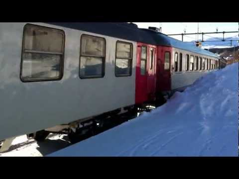 Veolia Transport i Åre