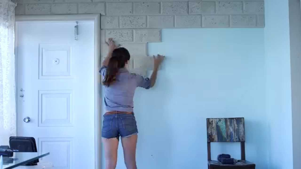How To Install Interior Wall Panels Diy Youtube
