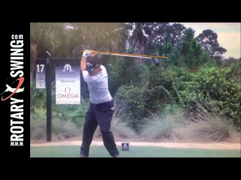 Patrick Reed Swing Analysis – His Great Golf Transition Move