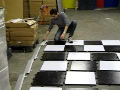 Carpet Tiles 1 Dance Floors Portable Flooring Youtube